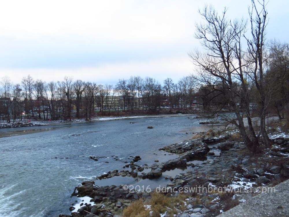 The river Lech.