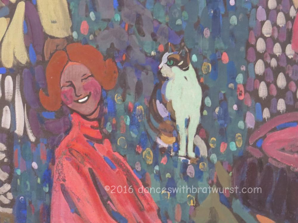 Kandinsky, Das bunte Leben.